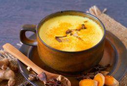 La ricetta del Golden Milk (il latte d'oro)