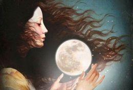 Meditazione per equilibrare i centri lunari della donna