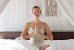 Svegliarsi con lo Yoga