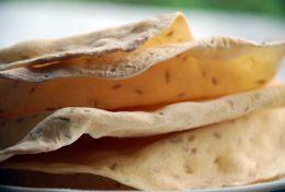 Chapati speziato