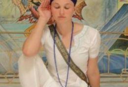 Meditazione dello scudo divino: forza e sicurezza